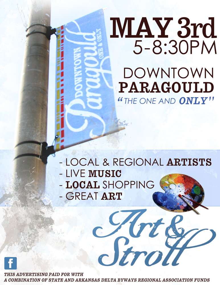 Art & Stroll Paragould