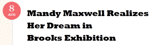 Mandy Maxwell on the Brooks Museum Blog