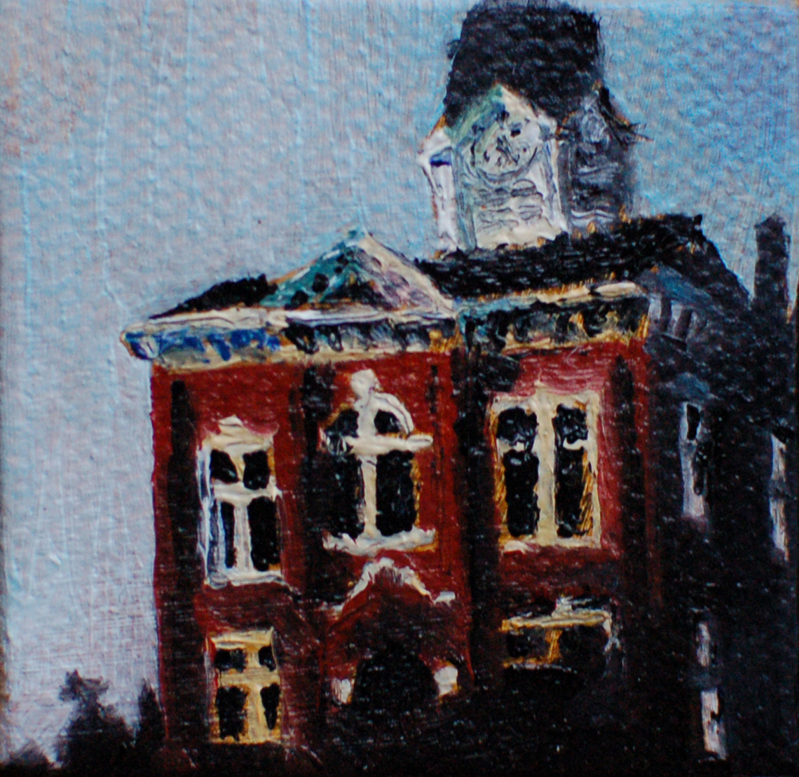 Paragould Courthouse – 2″x2″