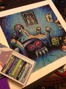 Werewolf work in progress - Mandy Maxwell