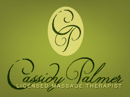 CP Massage Therapist Logo by Mandy Maxwell