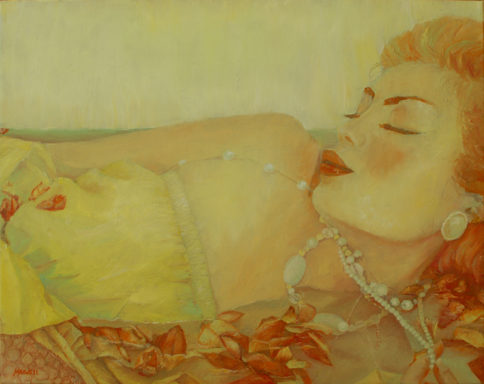Bathing Beauty by Mandy Maxwell